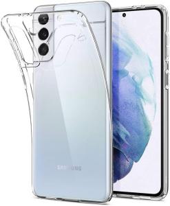 Ốp dẻo Spigen Crystal Galaxy S21 Plus (chính hãng)